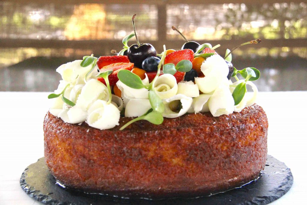 Mums' Yeast Cake